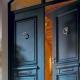 Porte d'entrée - Verrier Stores & Fenêtres - Komilfo