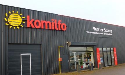 Verrier Stores & Fenêtres - Adhérent KOMILFO à Joué-lès-Tours